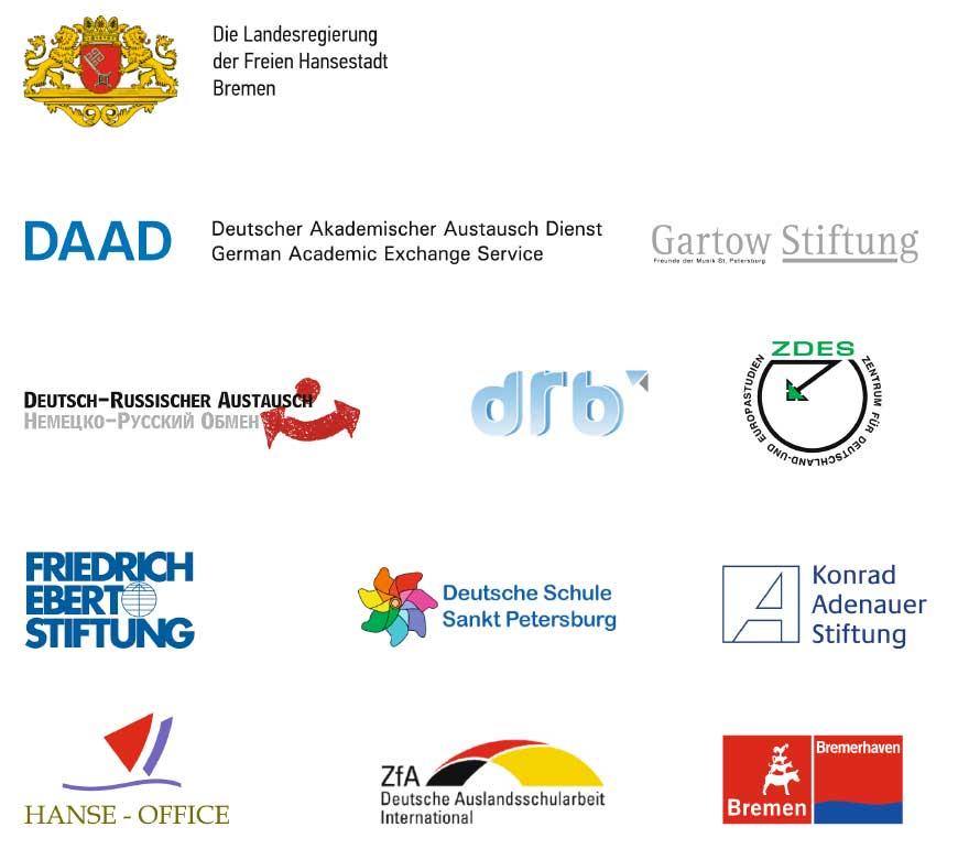 Partner der Deutschen Woche 2014